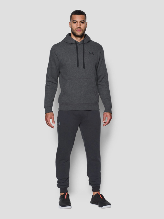 Mikina Under Armour Rival Fitted Pull Over (3)