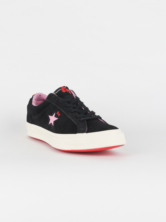 Topánky Converse One Star X Hello Kitty (3)