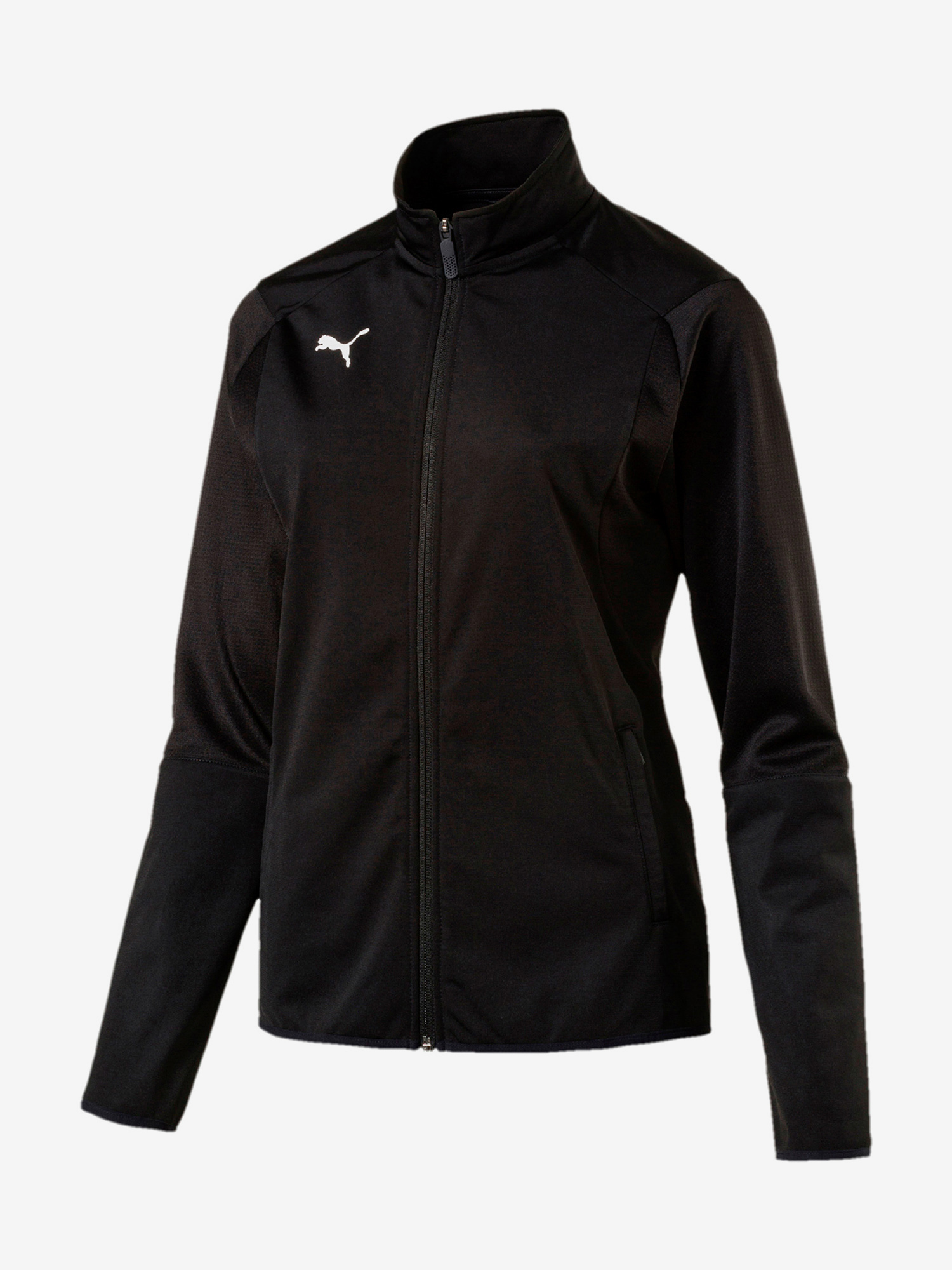 Bunda Puma Liga Training Jacket W Čierna