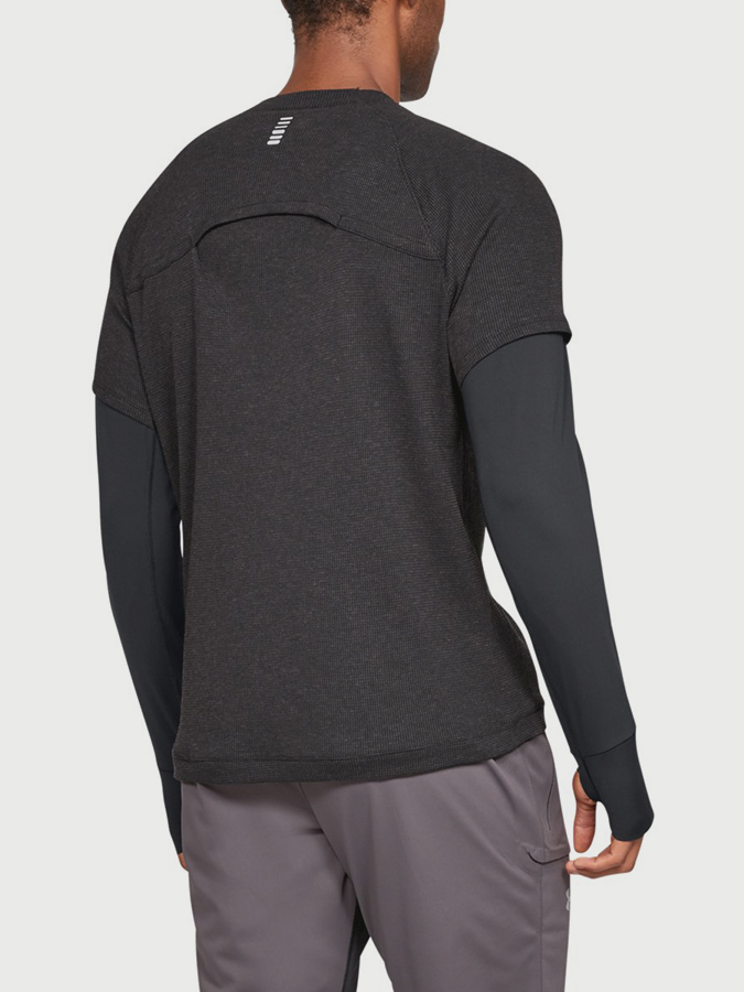 Tričko Under Armour Run Performance Waffle Ls (2)