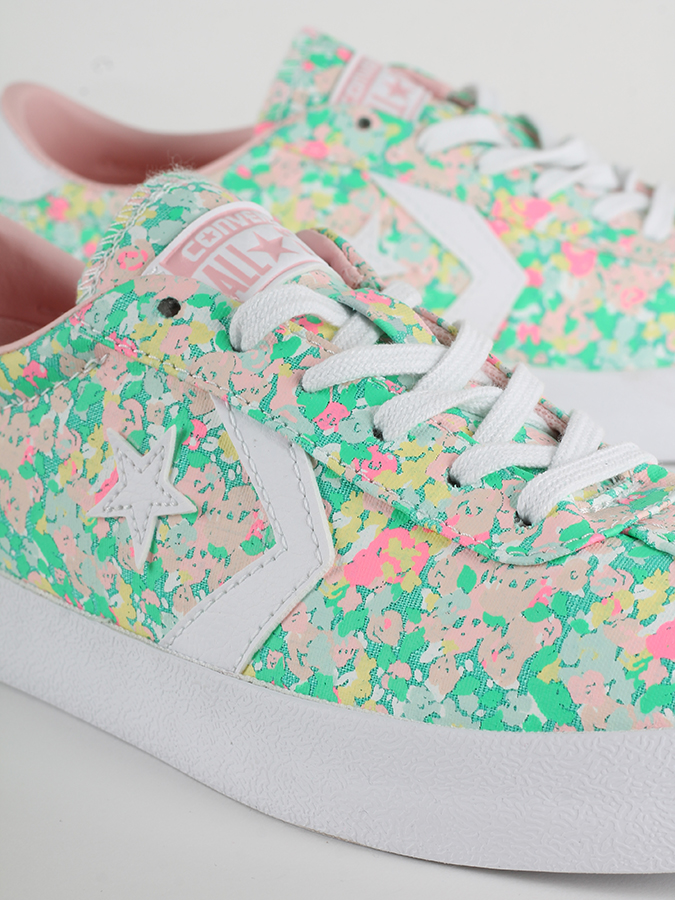 Topánky Converse Breakpoint OX Floral Textile (4)