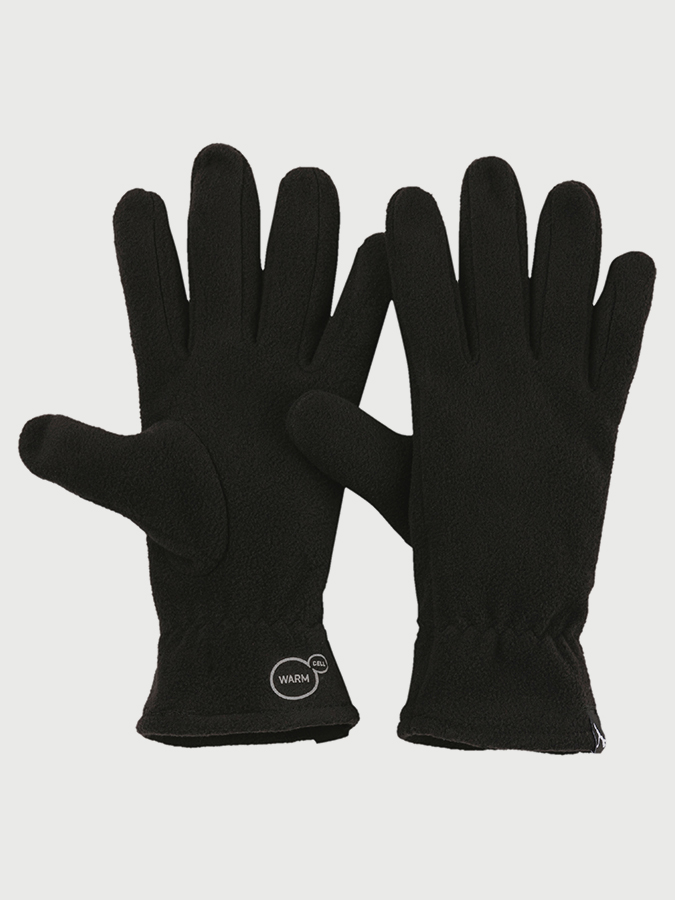 Rukavice Puma Fleece Gloves Black (1)