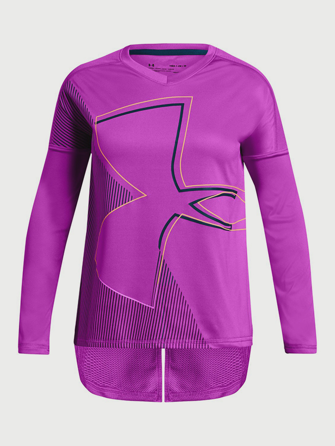 Tričko Under Armour Tech Long Sleeve (1)