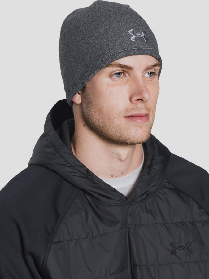 Čapica Under Armour Coldgear Men's Fleece Beanie Update (3)