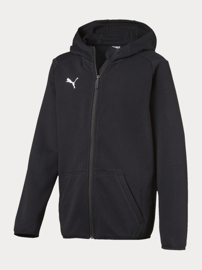 Bunda Puma Liga Casuals Hoody Jacket Jr (1)