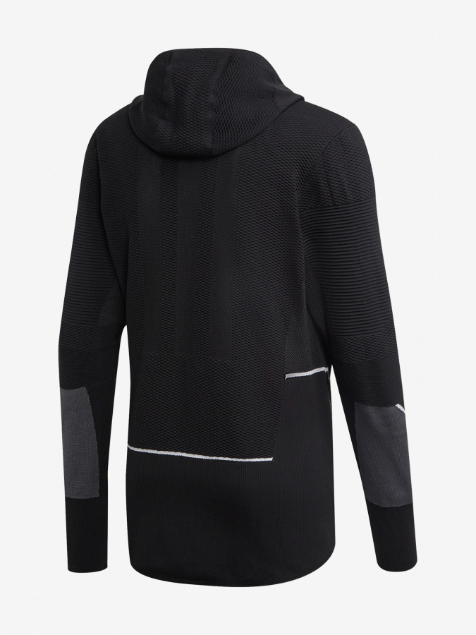 Mikina adidas Performance Pknit Midlayer (8)