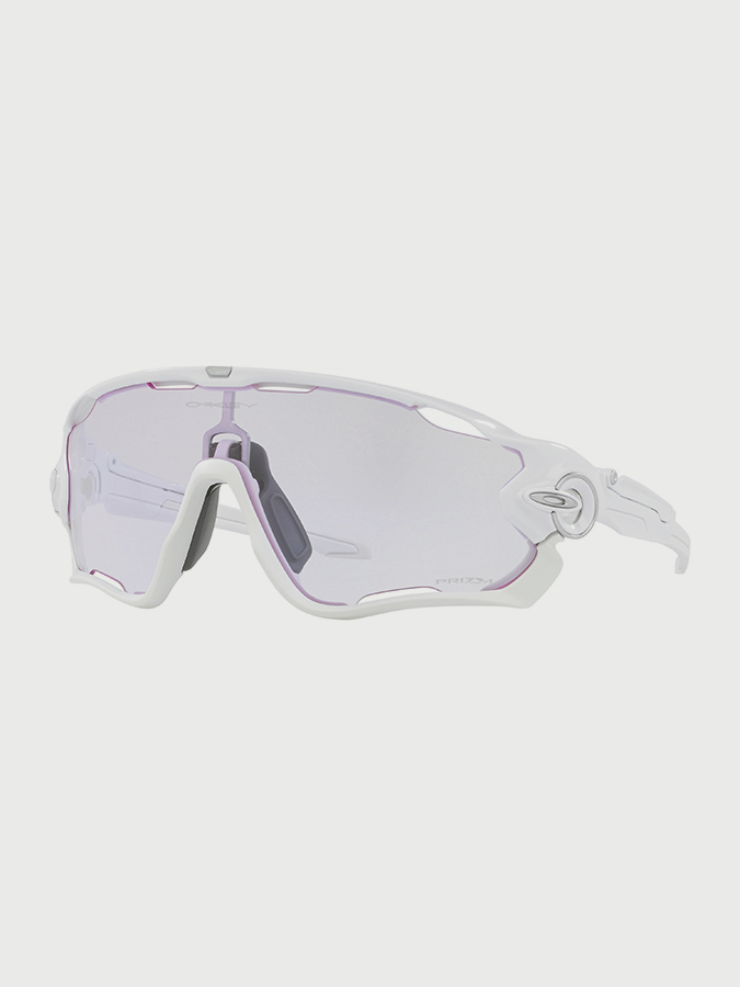 Okuliare Oakley Jawbreaker Pol White W/ Prizm Low Light (1)