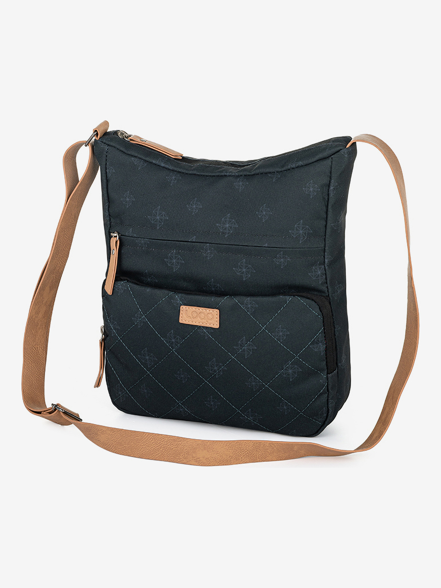 Carrie Cross body bag Loap Čierna