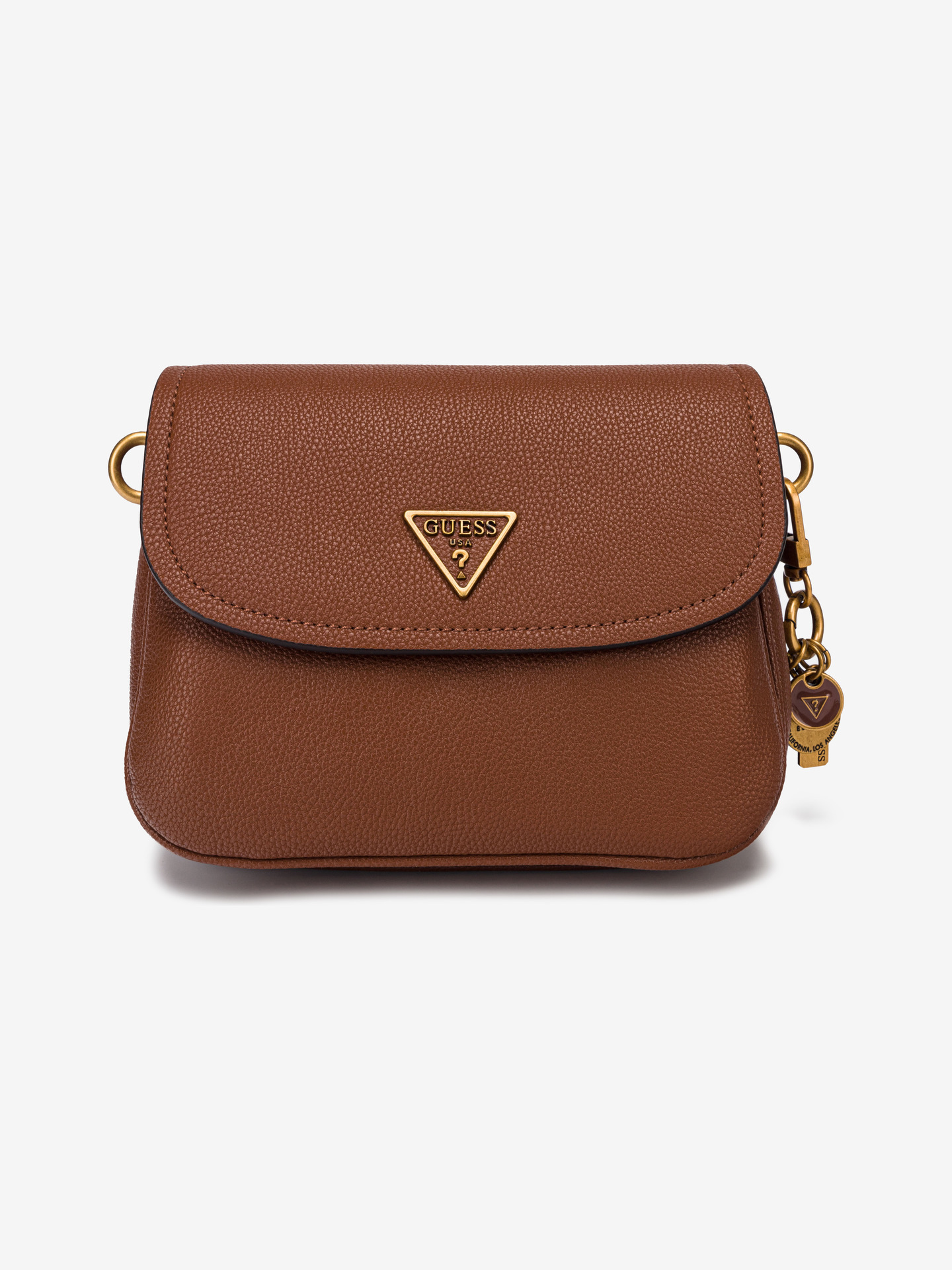 Destiny Cross body bag Guess Hnedá