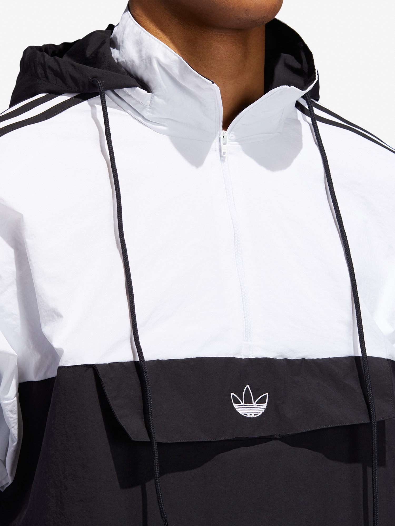 Bunda adidas Originals Outline 1/2 Zip (3)