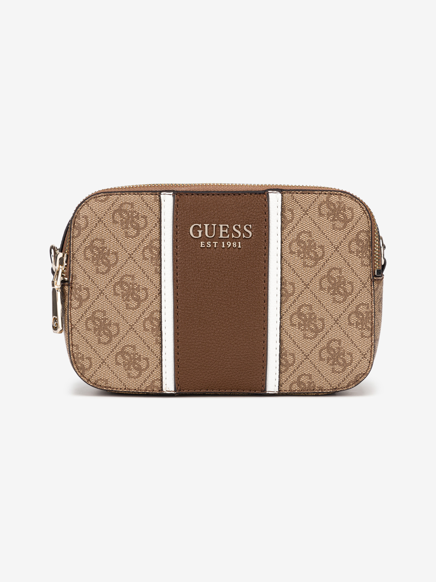 Cathleen Cross body bag Guess Hnedá