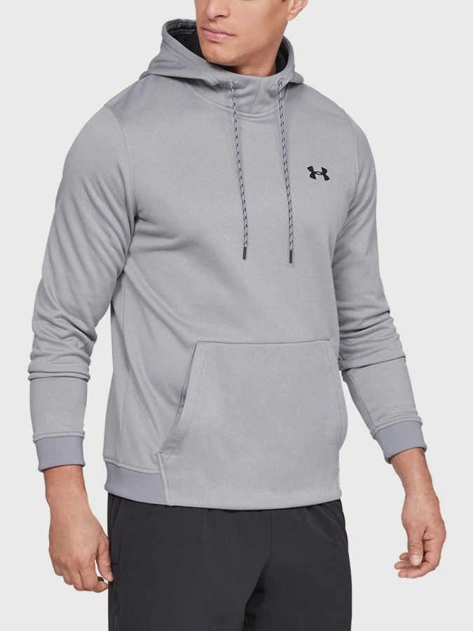 Armour Fleece® Mikina Under Armour Šedá