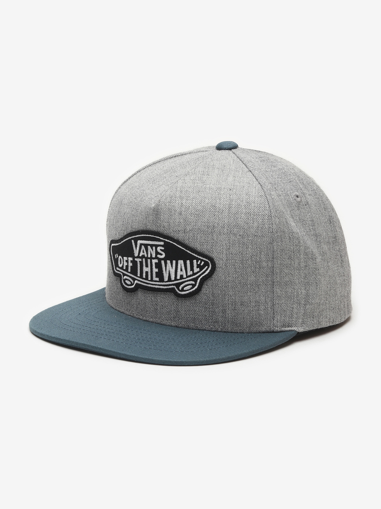 Šiltovka Vans Mn Classic Patch Sna Heather Grey Šedá