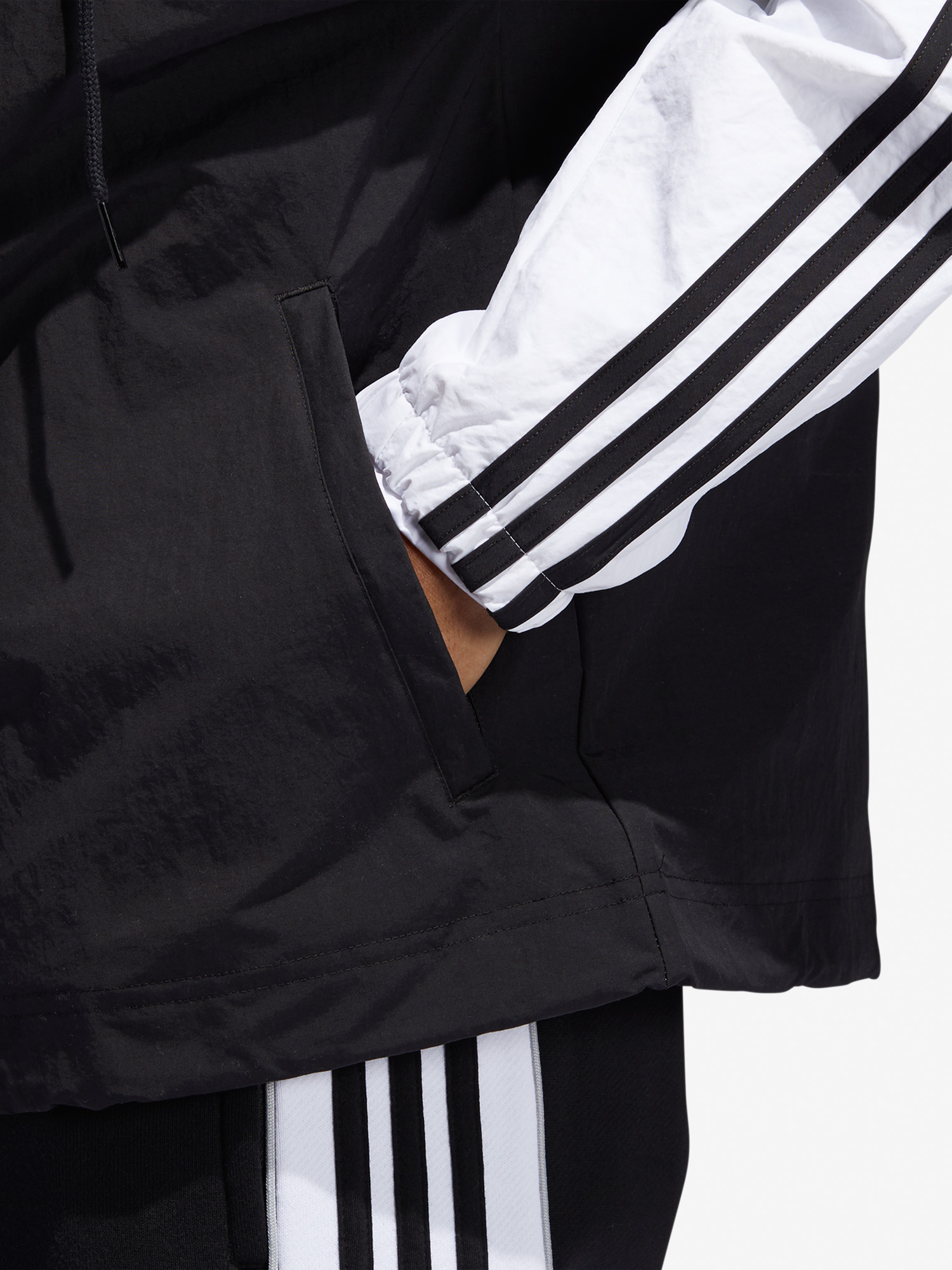 Bunda adidas Originals Outline 1/2 Zip (4)