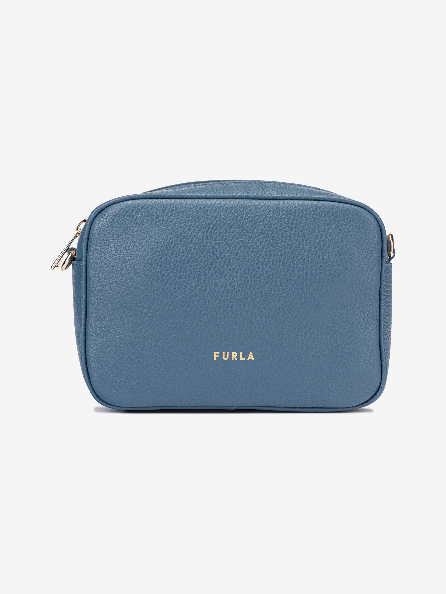 Real Mini Cross body bag Furla Modrá