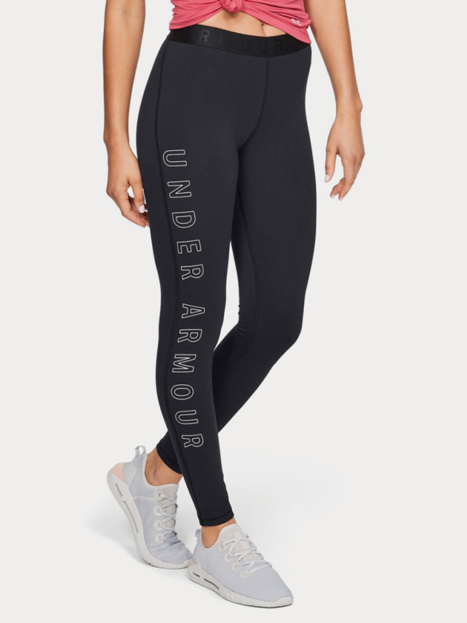 Legíny Under Armour Favorite Legging Wm Ar (1)
