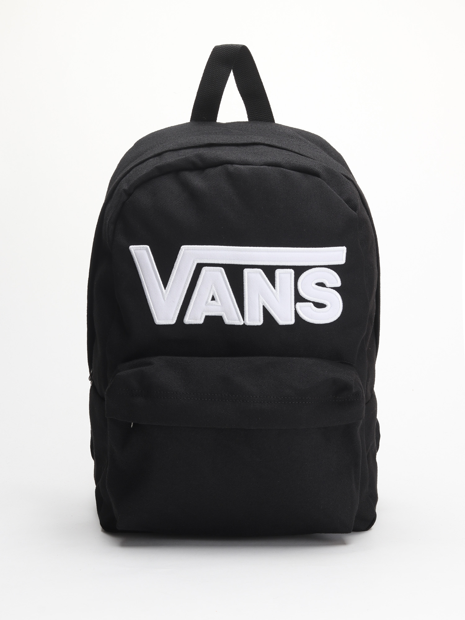 Ruksak Vans By New Skool Backpac Black/White Čierna