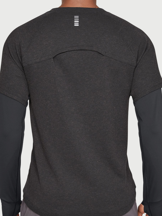 Tričko Under Armour Run Performance Waffle Ls (7)
