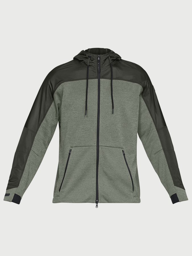 Mikina Under Armour Unstoppable Coldgear Swacket (3)