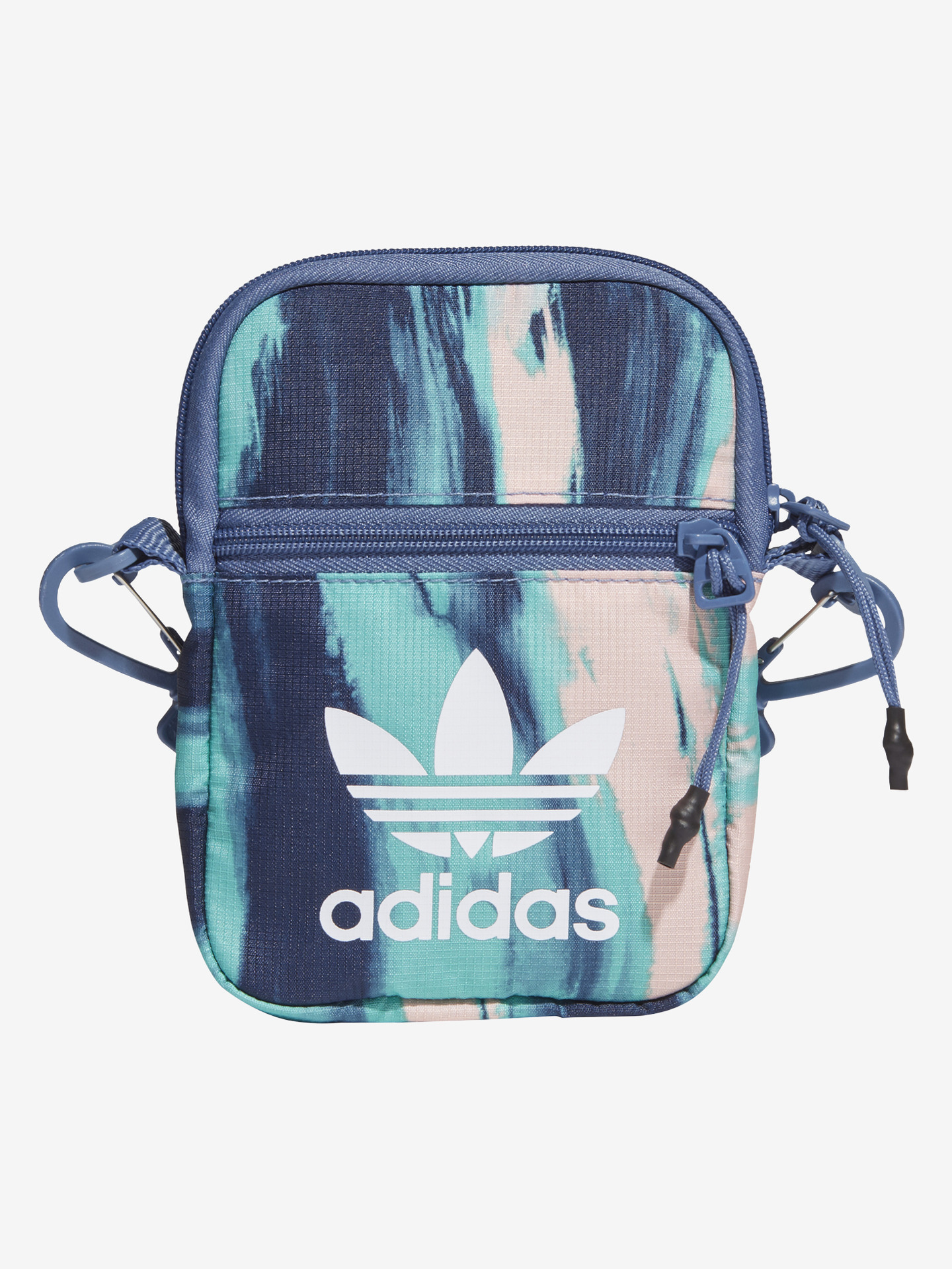 R.Y.V. Cross body bag adidas Originals Modrá