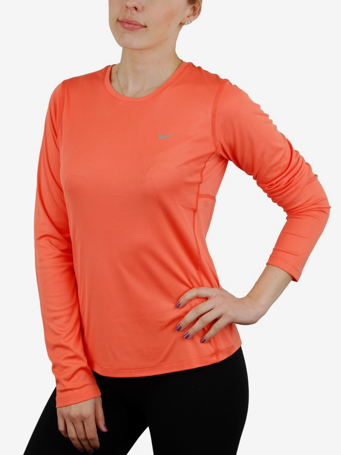 Tričko Nike Miler Long Sleeve (1)