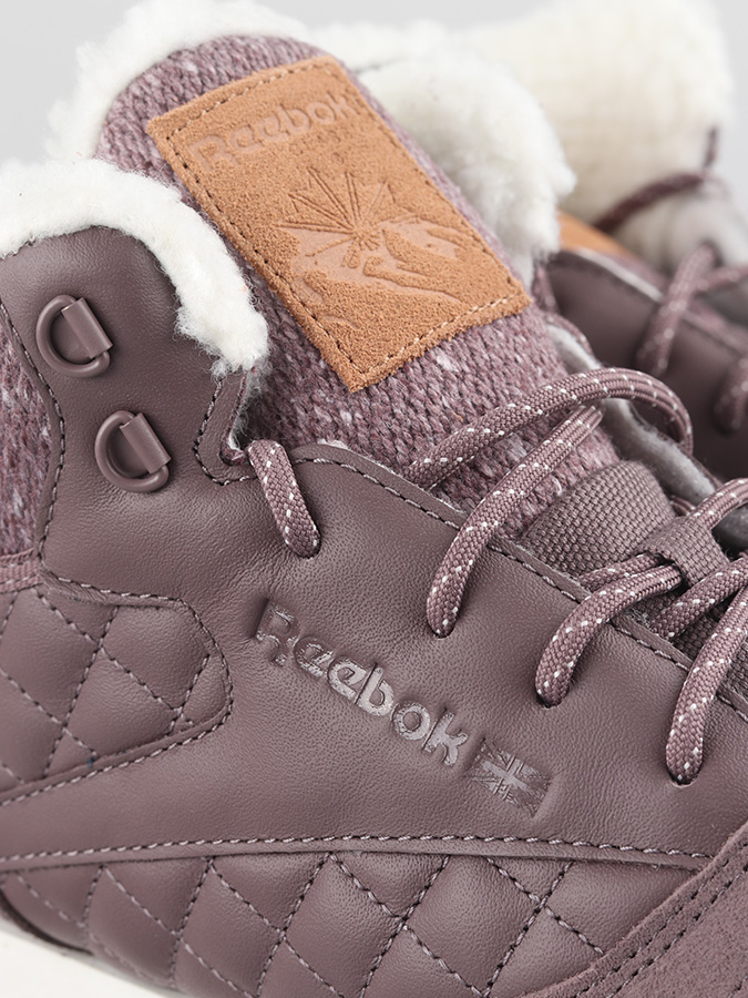 Topánky Reebok Classic CL Lthr Arctic Boot (4)