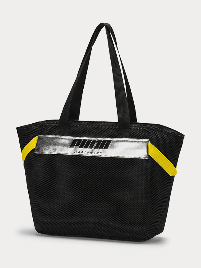 Taška Puma Prime Street Large Shopper Black-Bl (1)