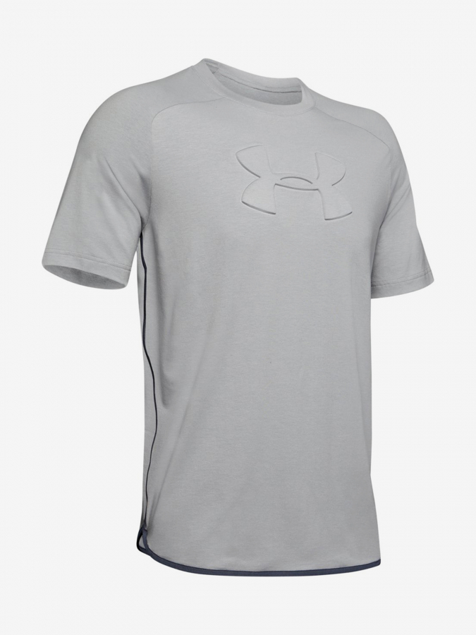 Tričko Under Armour Unstoppable Move Tee-Gry (3)