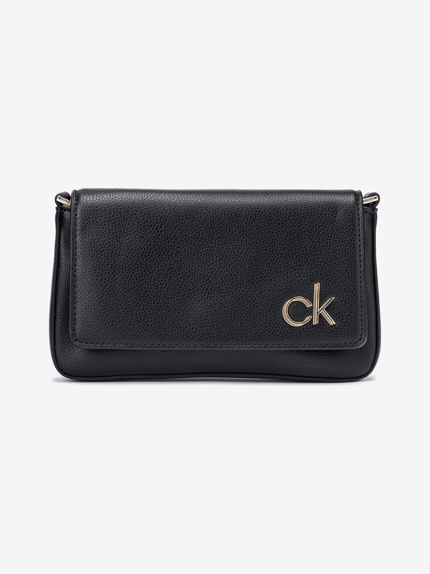 Ew Flap Cross body bag Calvin Klein Čierna