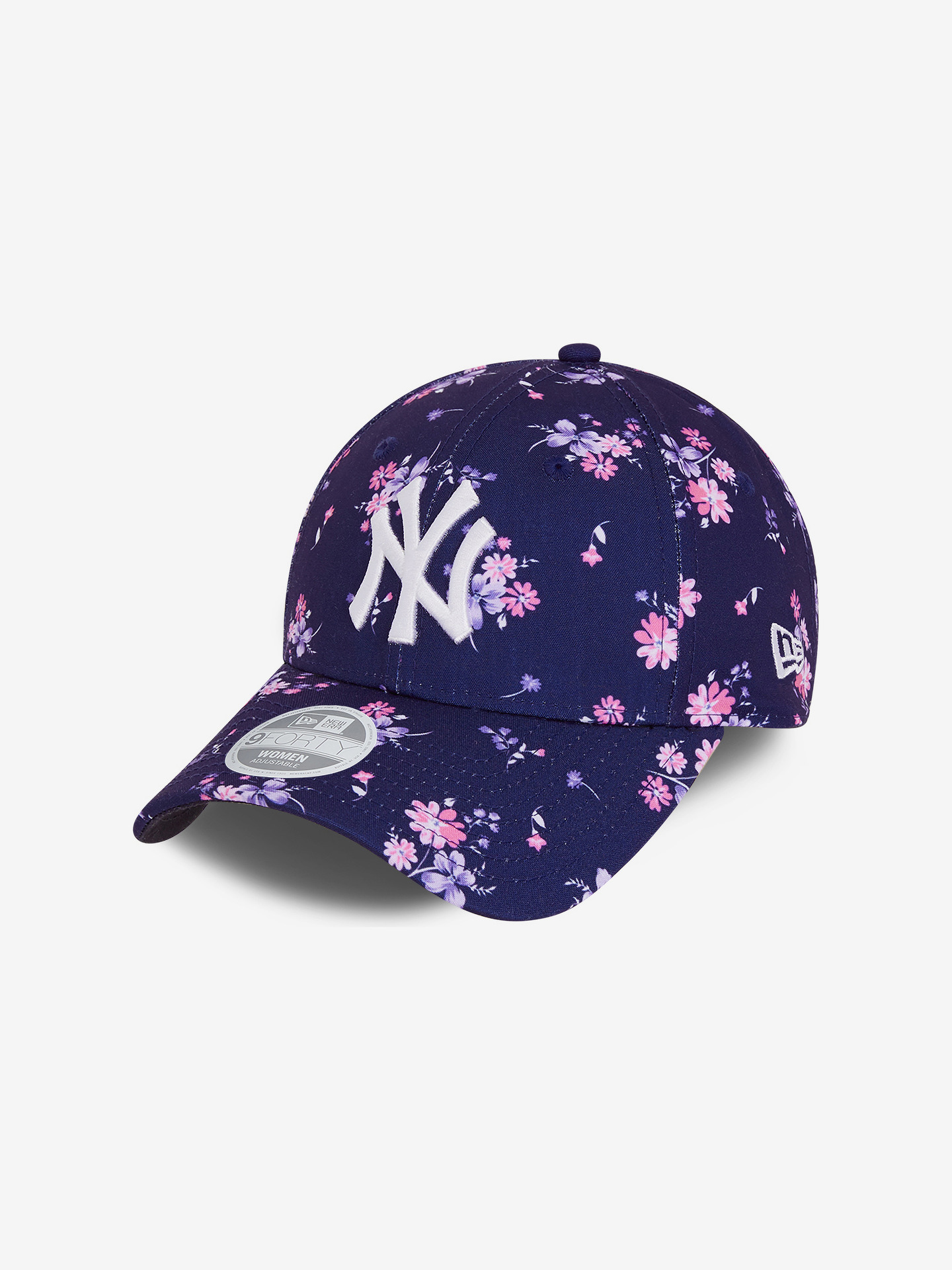 940W MLB New York Yankees Kšiltovka New Era Fialová