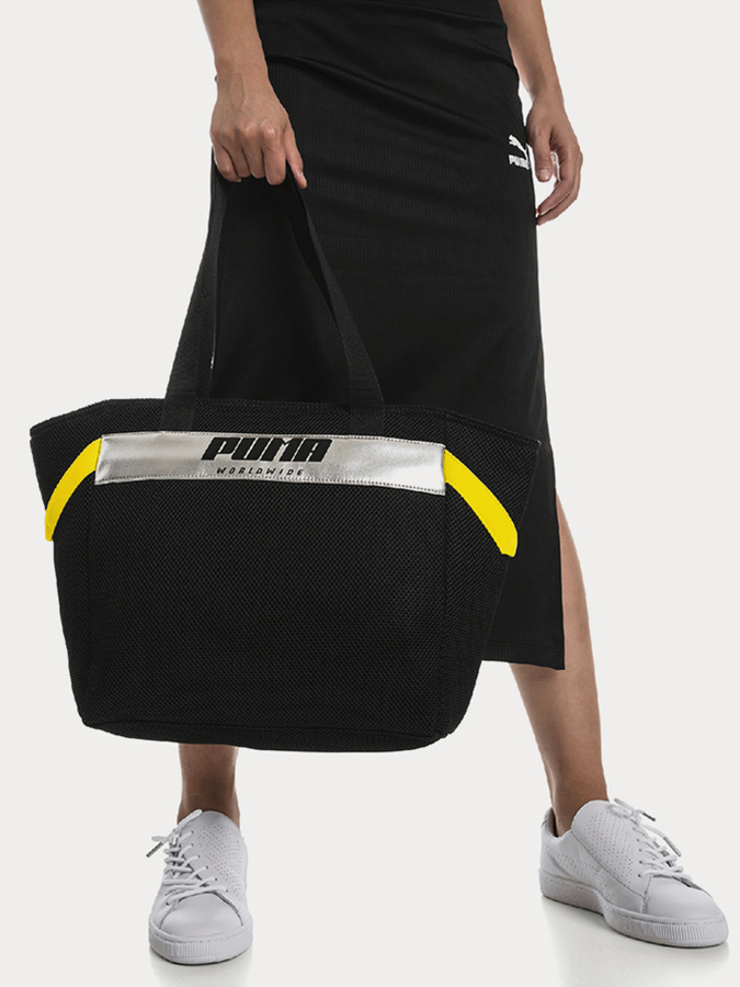 Taška Puma Prime Street Large Shopper Black-Bl (4)