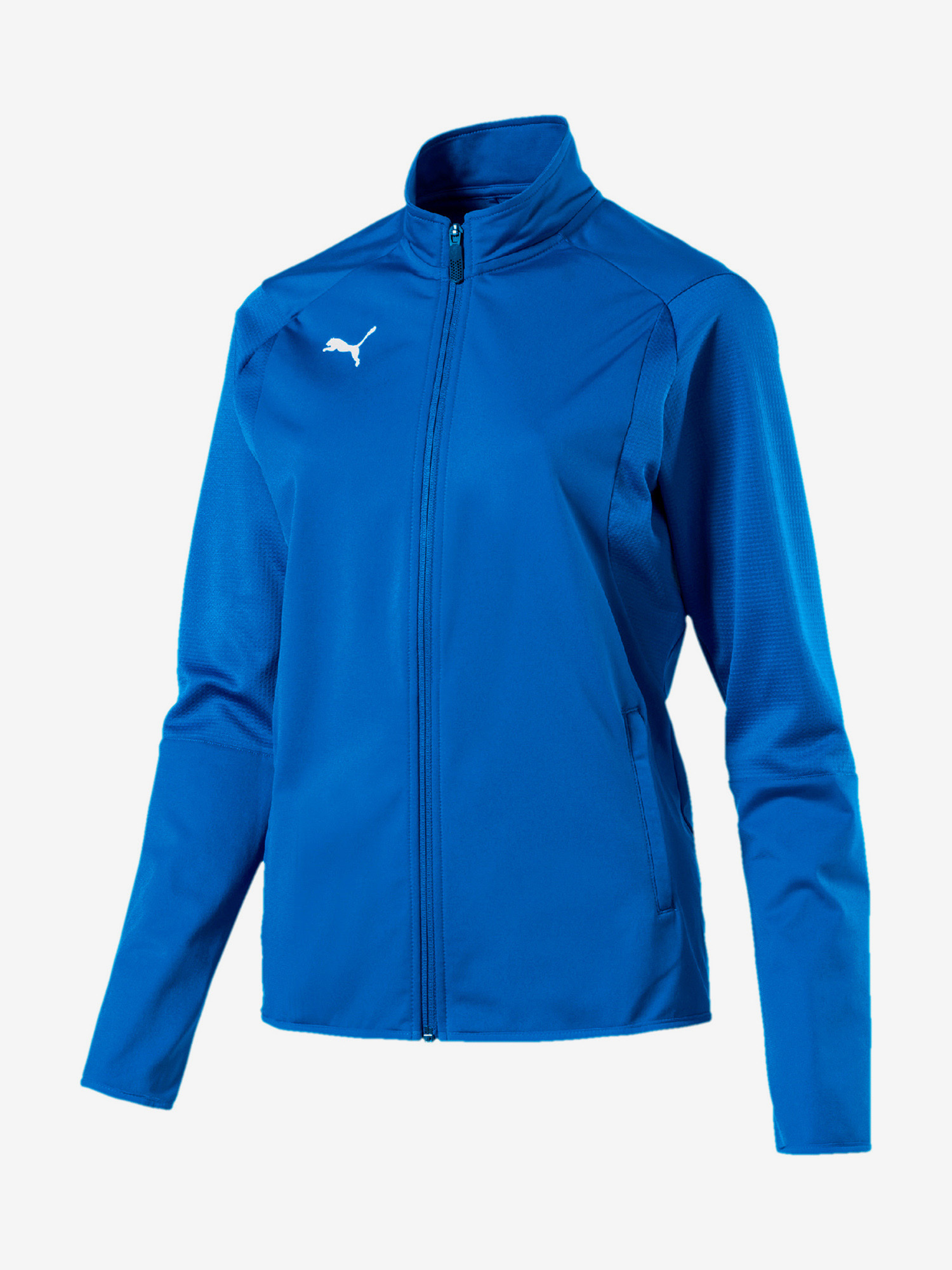 Bunda Puma Liga Training Jacket W Modrá