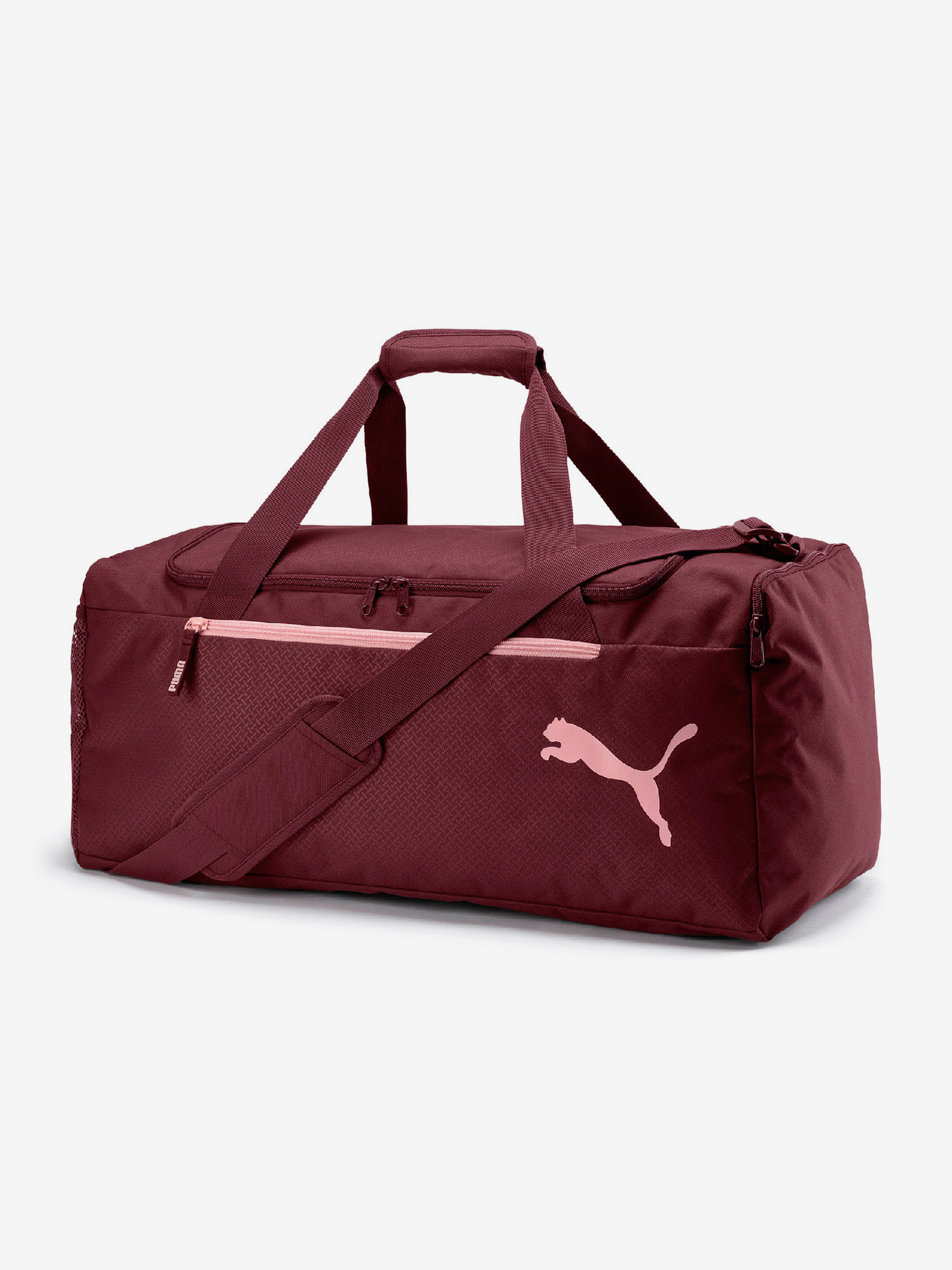 Taška Puma Fundamentals Sports Bag M Farebná