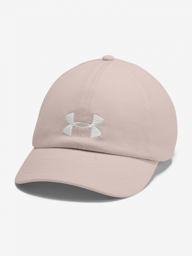 Šiltovka Under Armour Renegade Cap-Pnk (1)