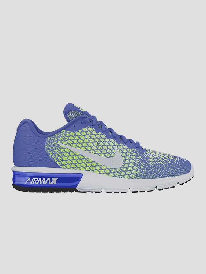 Topánky Nike WMNS AIR MAX SEQUENT 2 Modrá