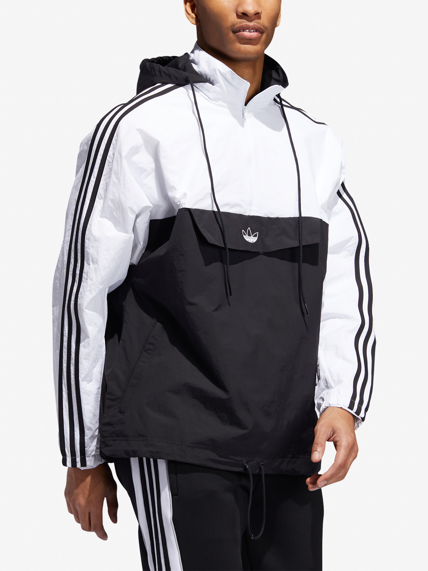 Bunda adidas Originals Outline 1/2 Zip (6)