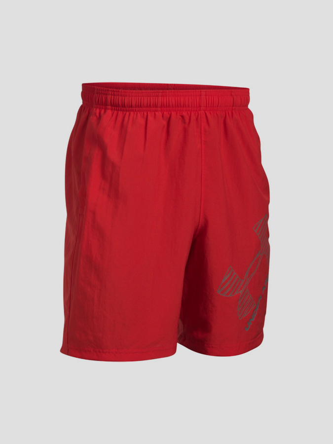 Kraťasy Under Armour 8 Woven Graphic Short (3)