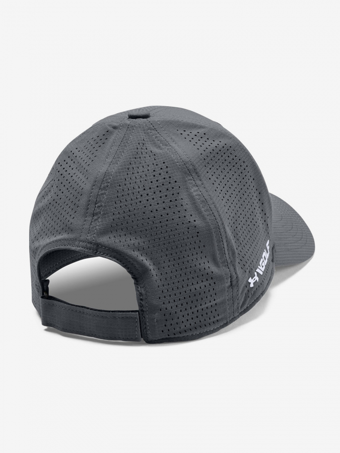 Šiltovka Under Armour Men'S Driver Cap 3.0-Gry (2)