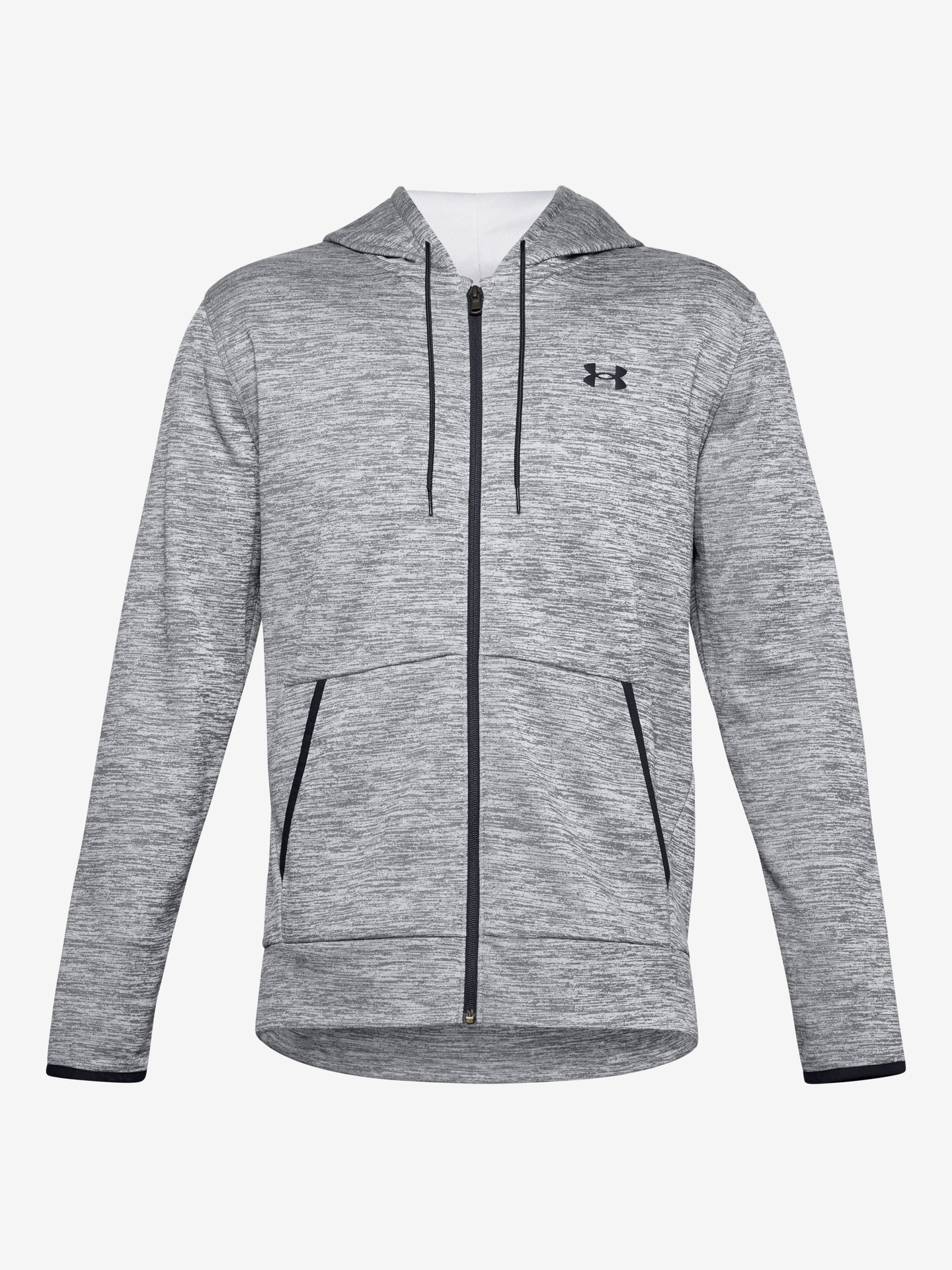 Armour Fleece Mikina Under Armour Šedá