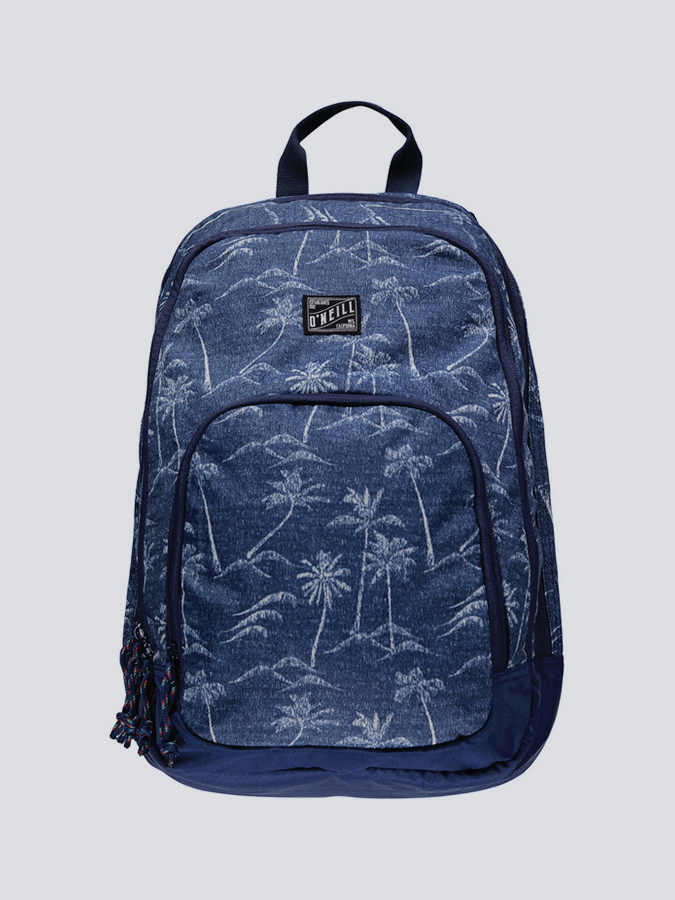 Ruksak O´Neill BM WEDGE S BACKPACK Modrá