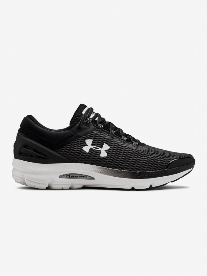 Topánky Under Armour Charged Intake 3-Blk Čierna