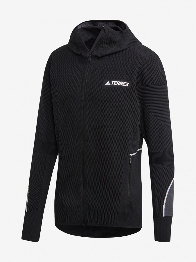 Mikina adidas Performance Pknit Midlayer (7)