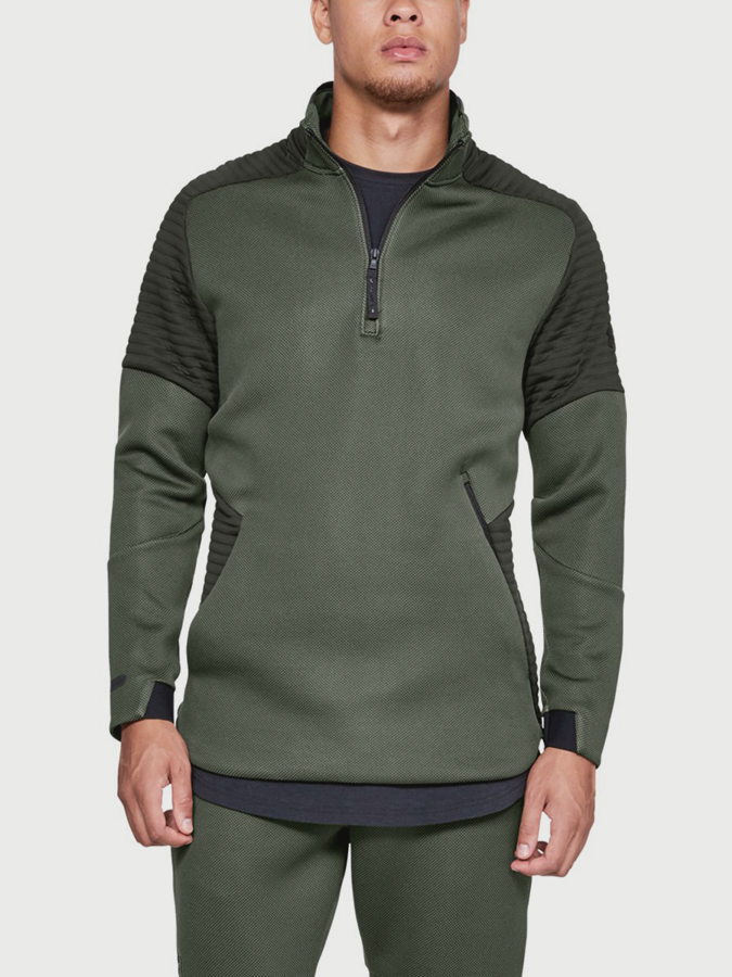 Bunda Under Armour Unstoppable Move 1/2 Zip (1)