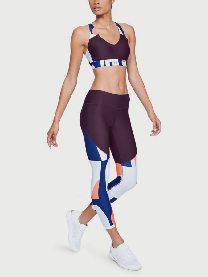 Kompresné legíny Under Armour Balance Printed Crop (5)