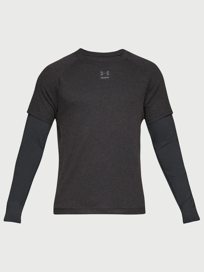 Tričko Under Armour Run Performance Waffle Ls (3)