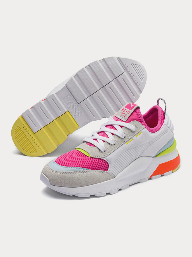 Topánky Puma RS-0 Winter INJ TOYS Carmine Rose- W (1)
