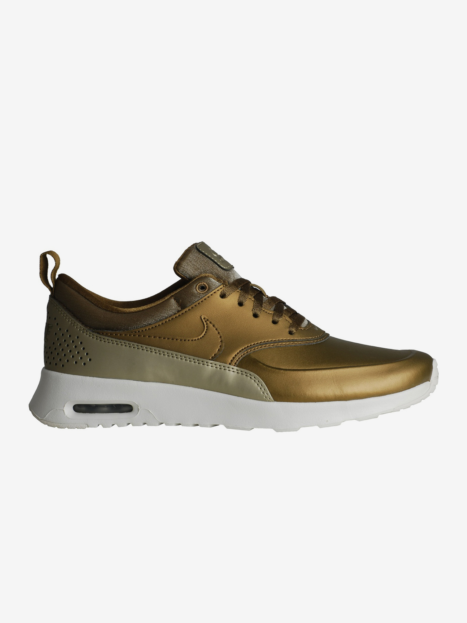 Topánky Nike Wmns Air Max Thea Prm Hnedá