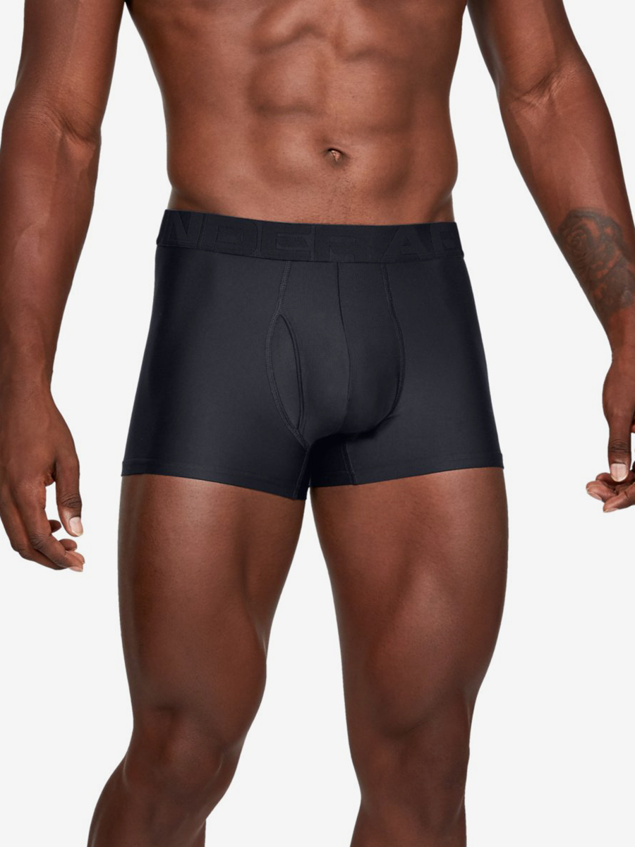 Boxerky Under Armour Tech 3In 2 Pack (1)