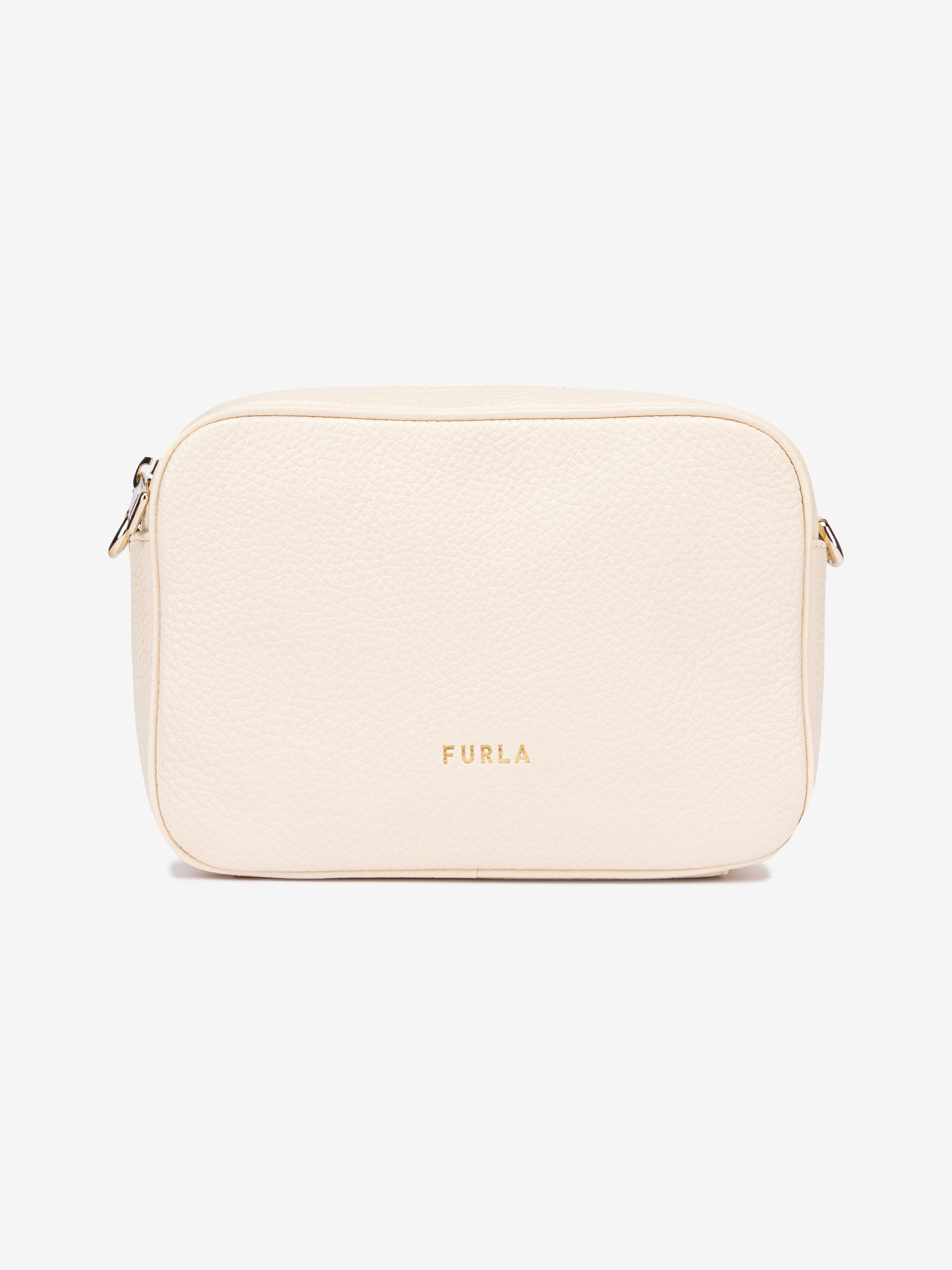 Real Mini Cross body bag Furla Béžová
