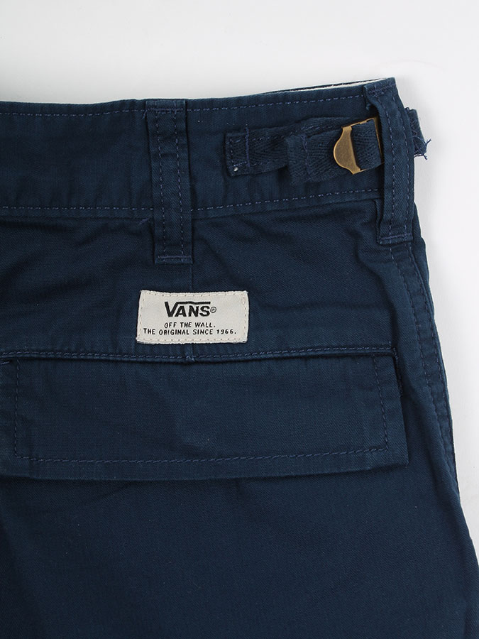 Kraťasy Vans B TREMAIN BOYS DRESS BLUES (2)